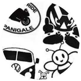 Car Decals & Stickers